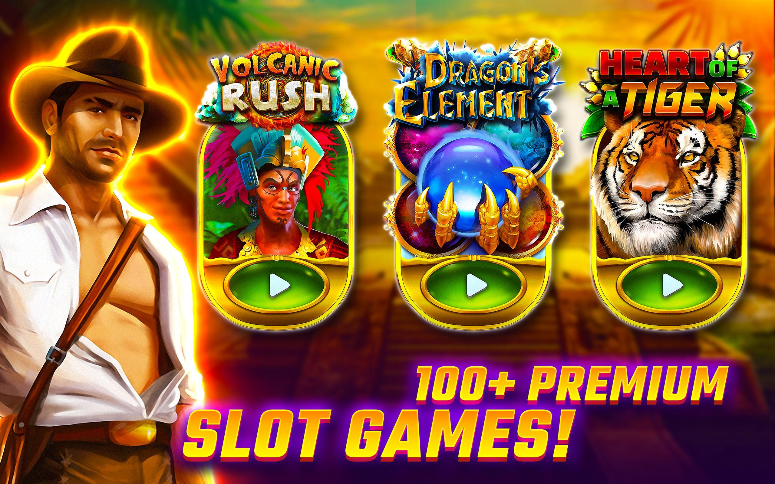 Who plays slots